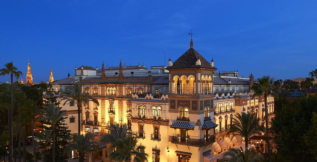 Hotel Alfonso XIII 5* - holidays in Seville