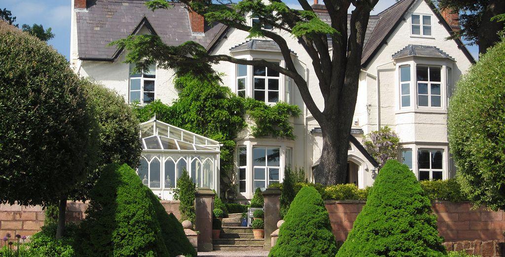 Wollaston Lodge 4*