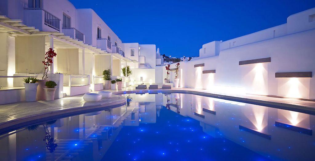 Mykonos Ammos boutique hotel - Mykonos Ammos 5* Mykonos Town
