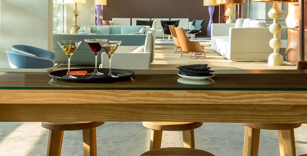 Our members will be treated to an exclusive 10% discount at the hotel's bar