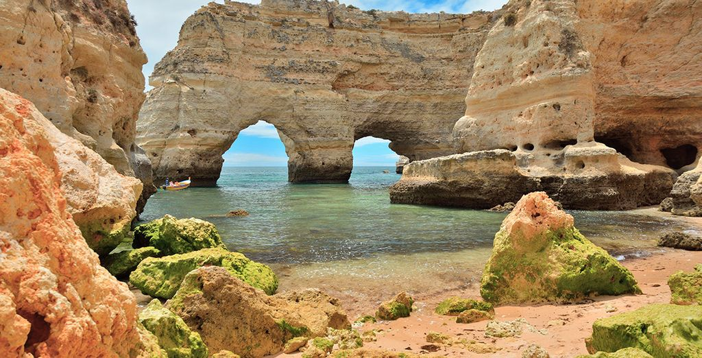 The Algarve has loads to offer