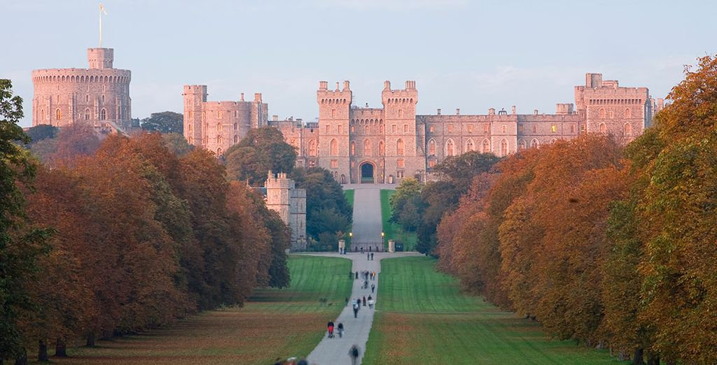 Stay in the heart of historic Windsor