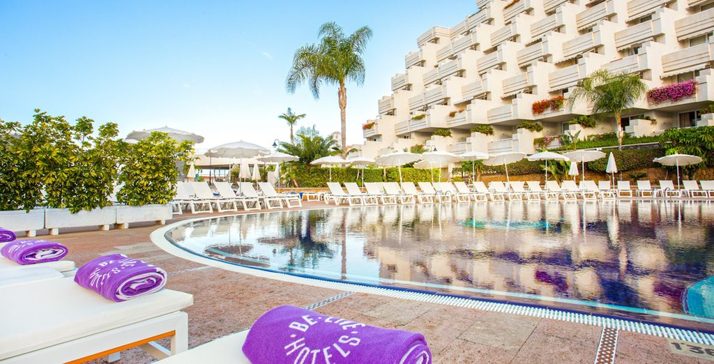 Welcome to Be Live Experience Playa La Arena - Be Live Experience Playa La Arena 4* Puerto Santiago