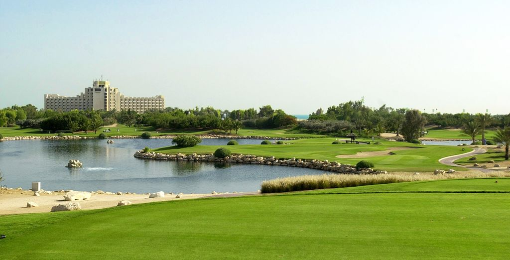 Set within the award-winning JA Jebel Ali Golf Resort