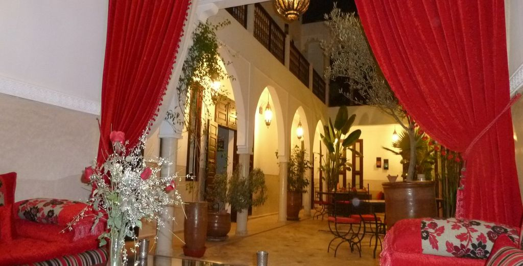 Experience the authenticity of Riad Badi
