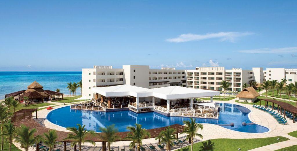 Experience the brilliant and wonderful Cancun - Secrets Silversands Riviera Cancun 5* Cancun