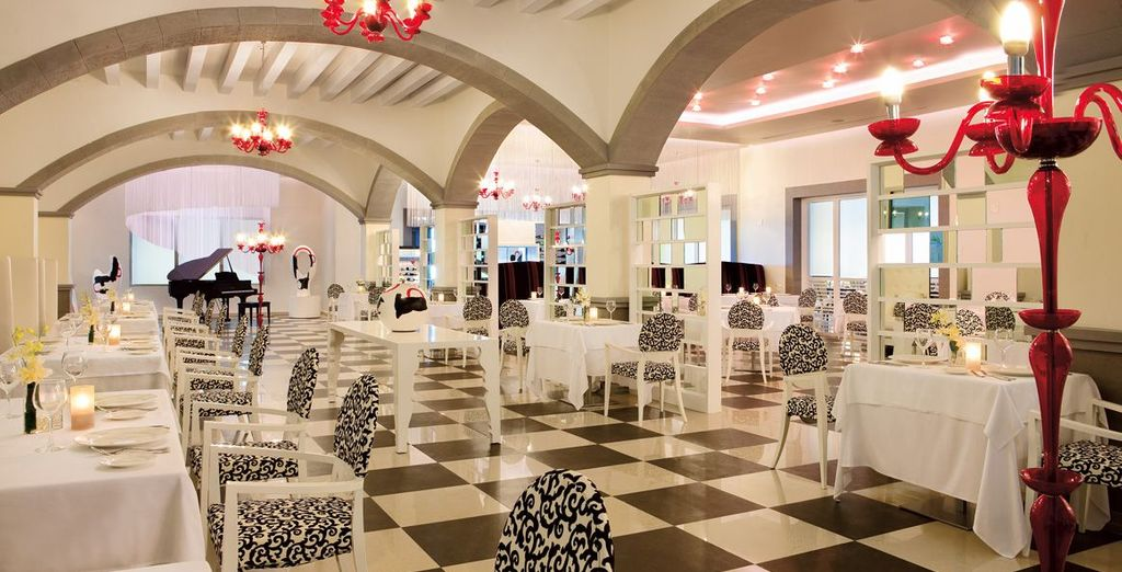 Eat some fabulous French food at Bordeaux