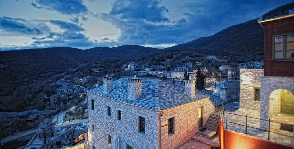A fairytale in the mountains of north-west Greece