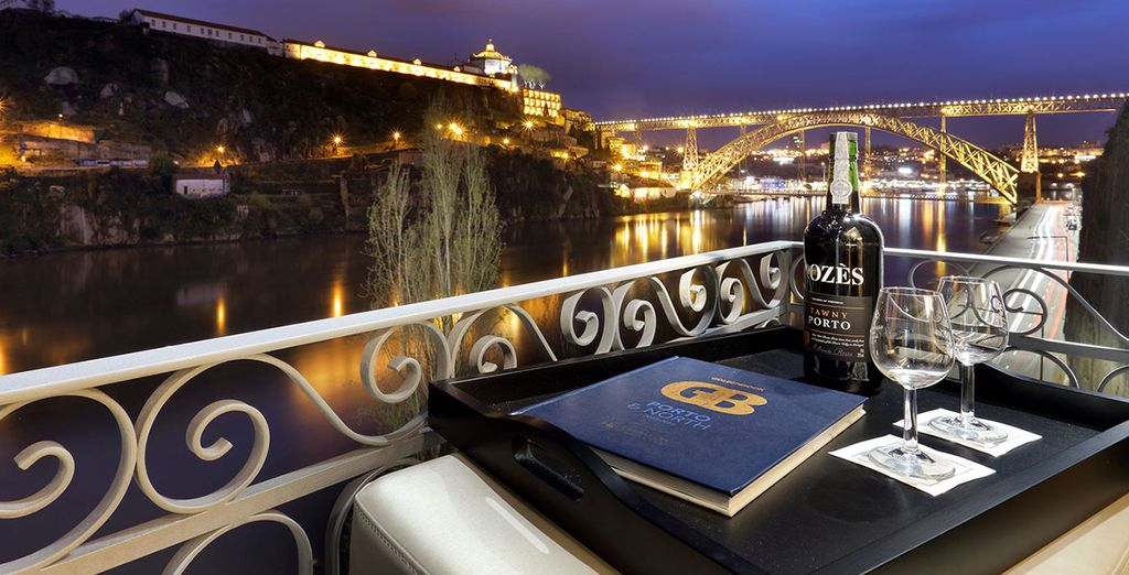 On the dazzling Douro River
