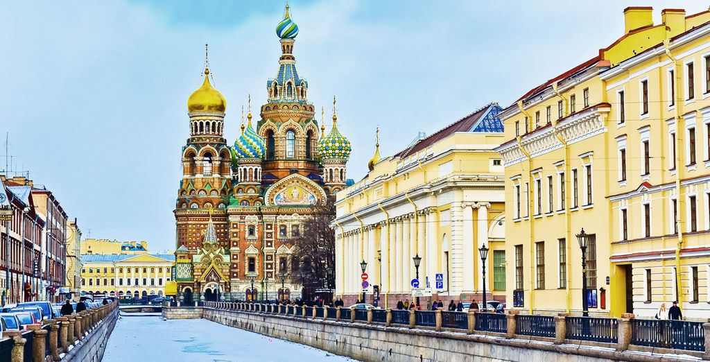 A majestic destination with a mesmerising history - Corinthia Hotel St Petersburg 5* St Petersburg