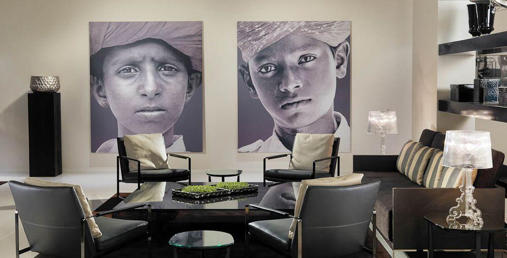 Where contemporary design makes for impressive interiors
