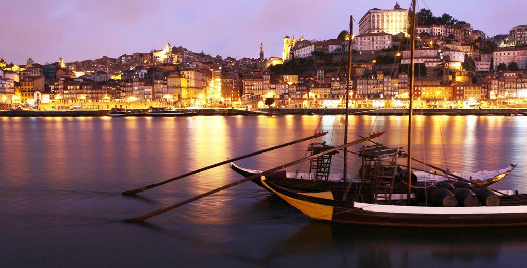 Feel the romance of the city of Porto