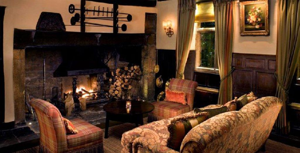 Warm, cosy and welcoming