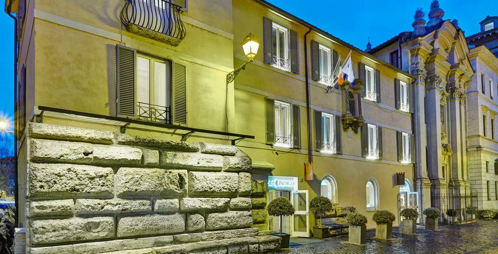 The Hotel Indigo Rome - St George 5*
