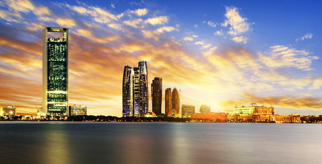 And roam this impressive city