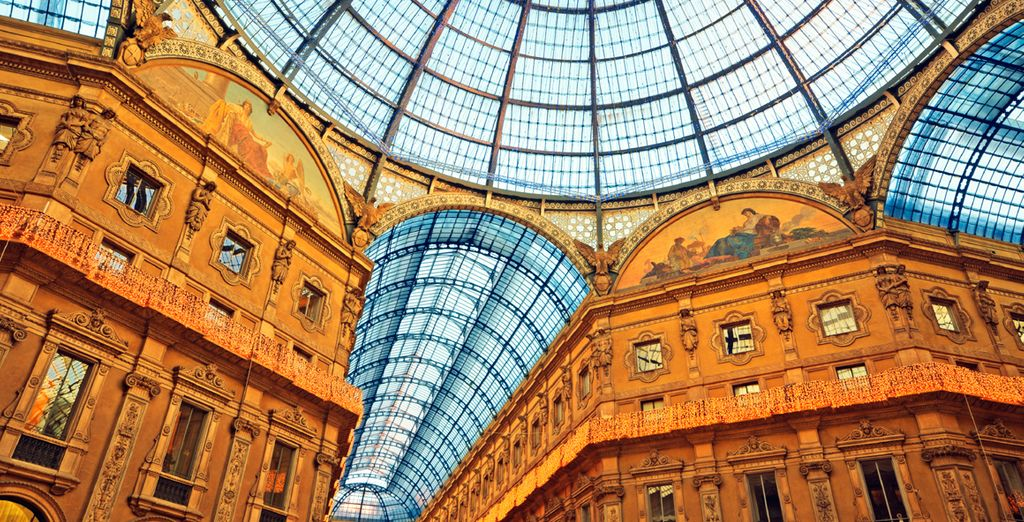 Experience understated Italian elegance