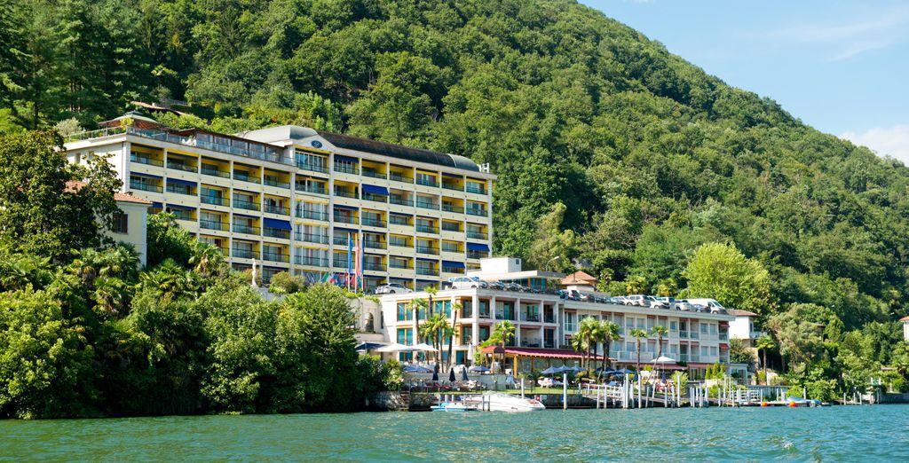 Where you'll enjoy beautiful lake views