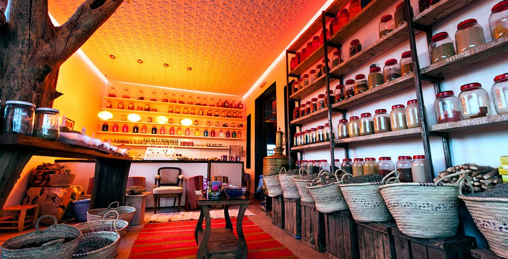 Discover the aromas of Morocco