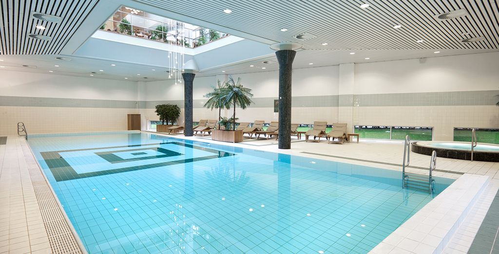 Return to your relaxing hotel and enjoy the pool