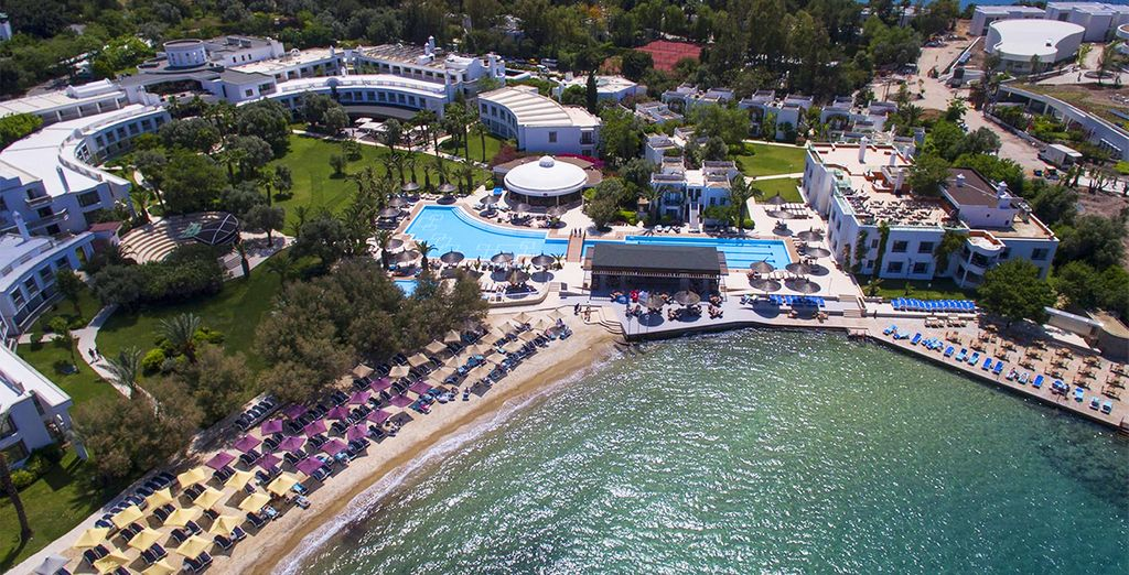 Discover Torba - Bodrum's more peaceful, pretty neighbour