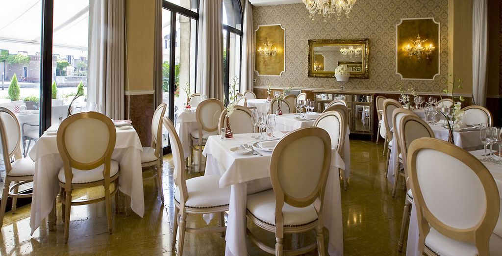 Discover excellent dining