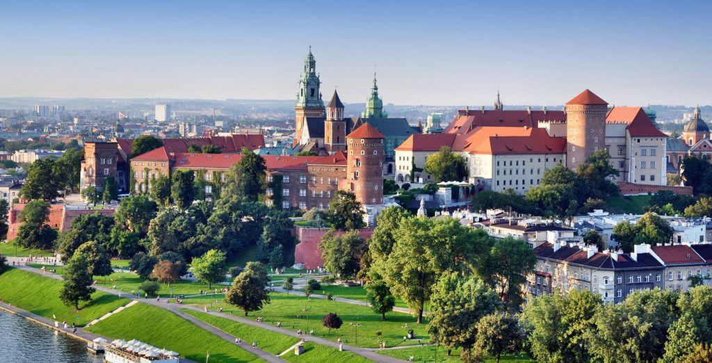 Experience Poland's cultural capital