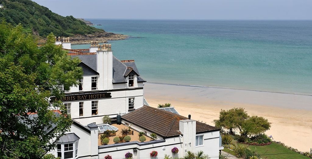 At the Carbis Bay Hotel