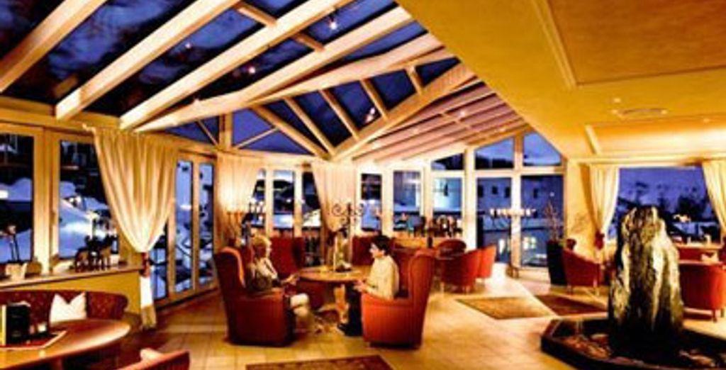- Hotel Alpen-Residenz Mooshaus **** - Kuhtai - Austria Kuhtai