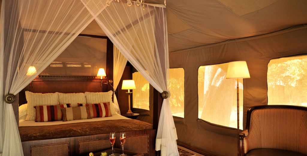 Mini Safari & Azao Resort & Spa 4*