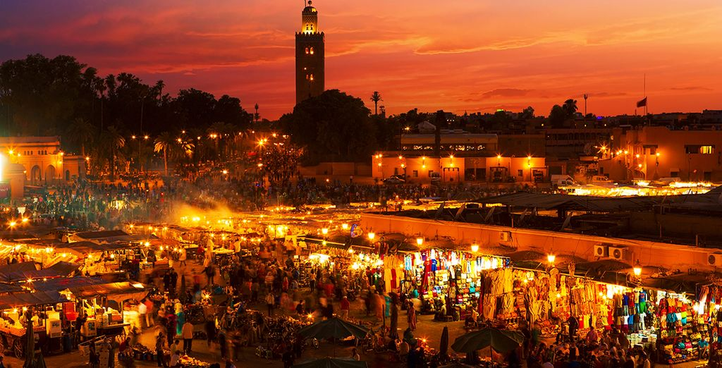 Discover Marrakech with Voyage Privé