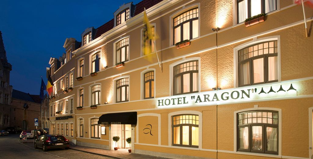 Welcome to the Hotel Aragon
