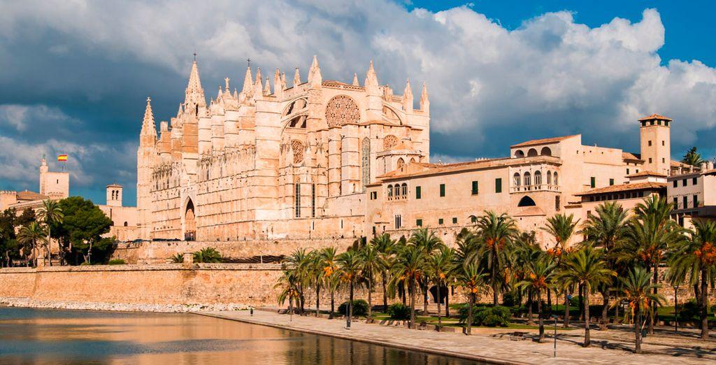 Mallorca has a big sunny personality thanks to its ravishing beaches