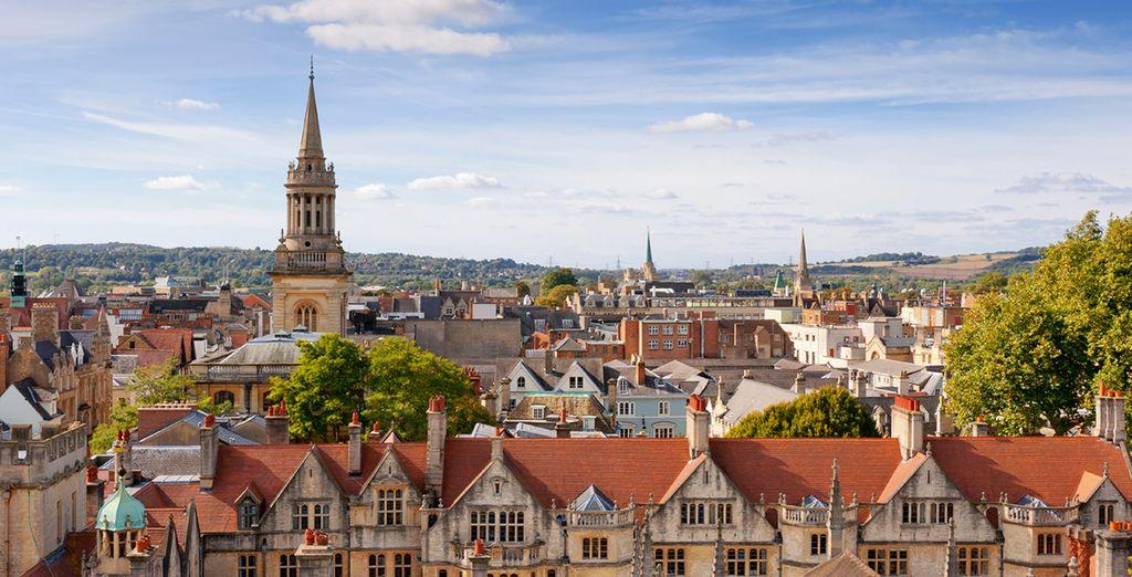Explore Oxfordshire