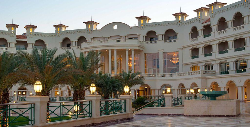 At Baron Palace Sahl Hasheesh - Baron Palace Sahl Hasheesh 5* Hurghada