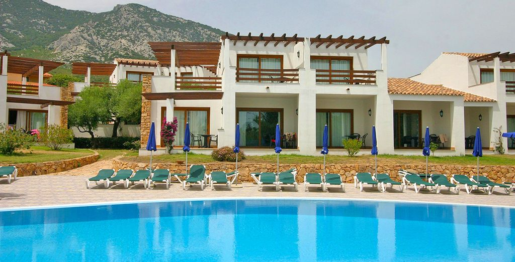 With great spots to soak up that Sardinian sunshine