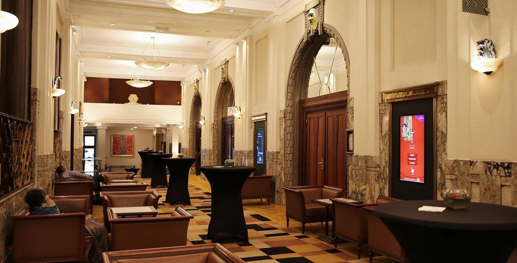 Crowne Plaza Brussels - Crowne Plaza Brussels Le Palace 4* Brussels