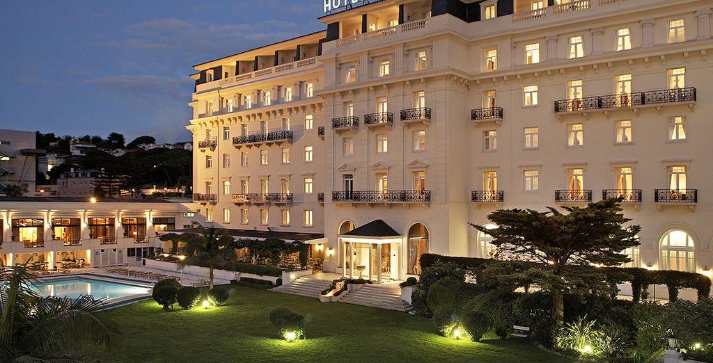 Welcome to Palacio Estoril Hotel Golf & Spa