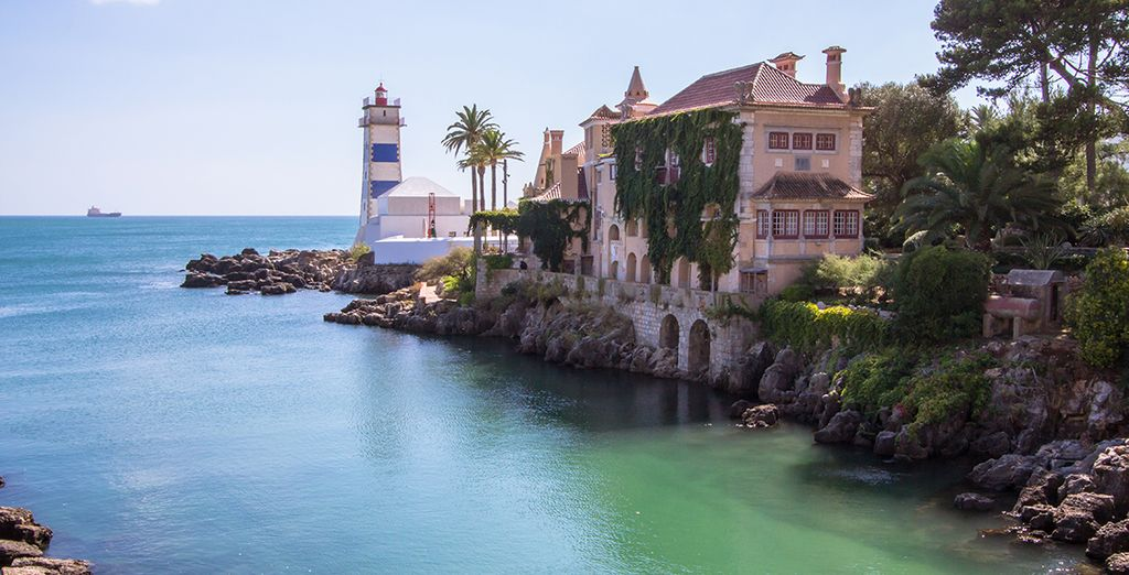 And the Bay of Cascais