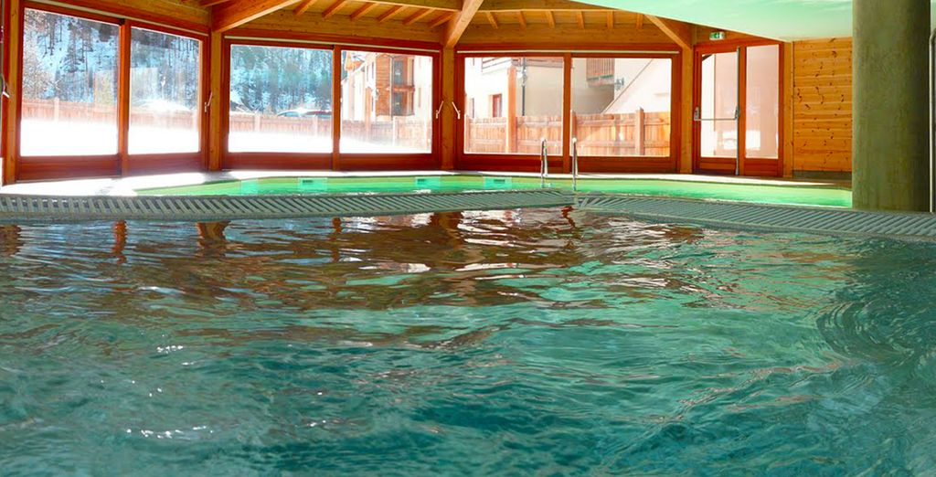 Our members will receive a complimentary access to the swimming pool sauna (30 minutes per person per week, proof of ID required)
