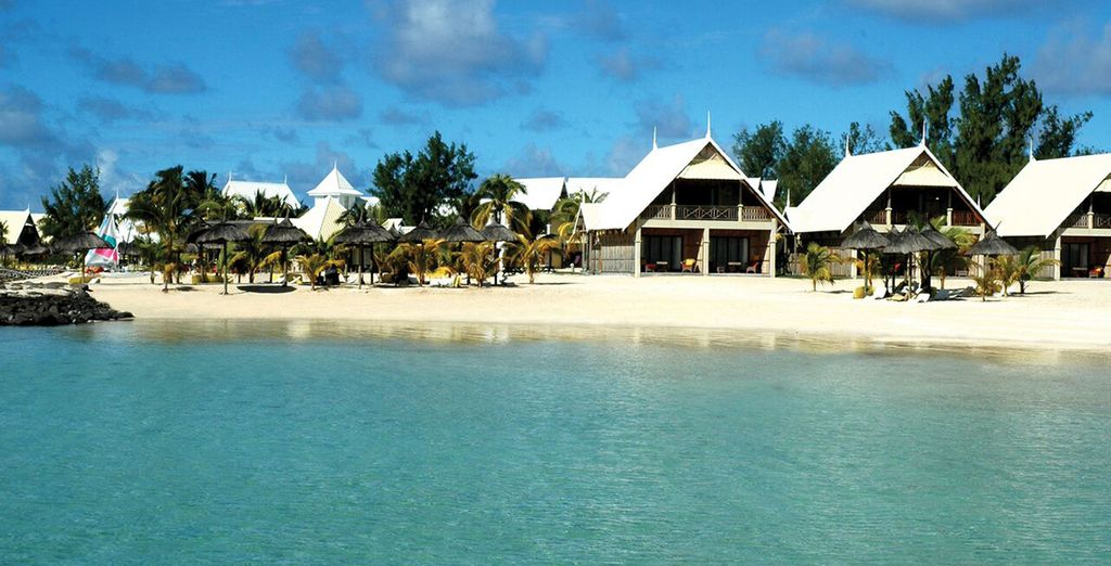 This 4* resort features refined and understated luxury