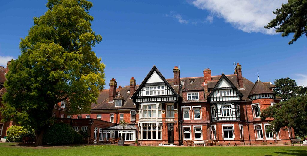 Welcome to Woodlands Park Hotel - Woodlands Park Hotel 4* Stoke D'abernon