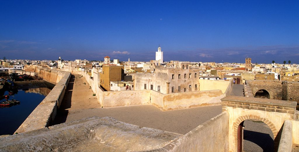 From pretty beaches to the ancient town