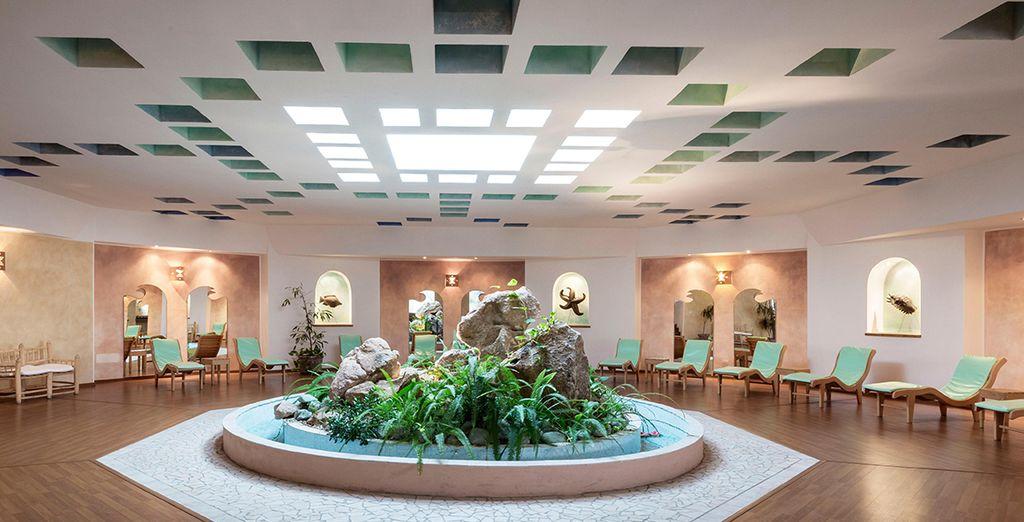 At Hotel Marinedda Thalasso & Spa