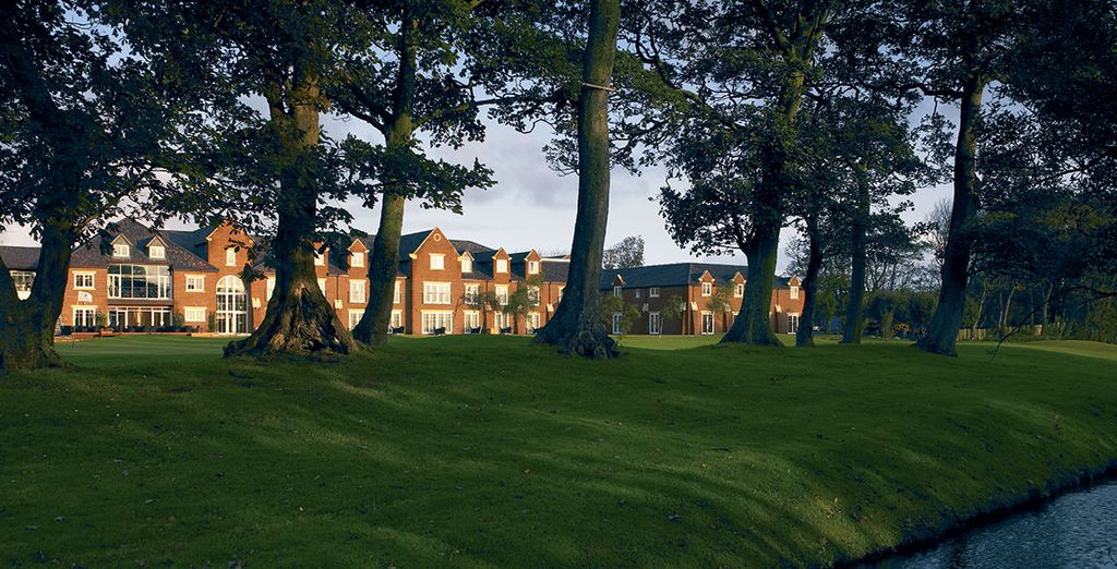 Set in 200 acres of parkland in the North West of England