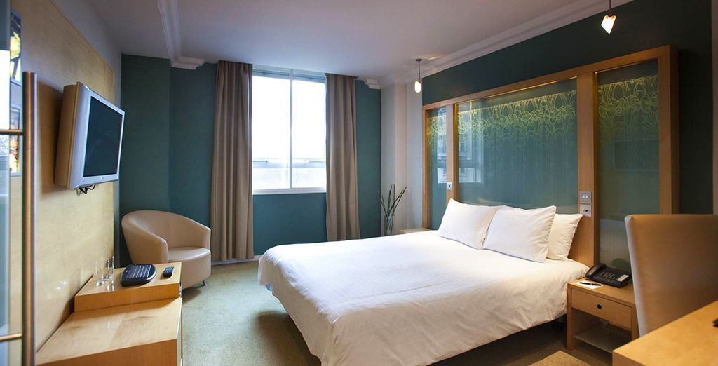 Stay at the 4* Guoman Cumberland Hotel for 1 or 2 nights