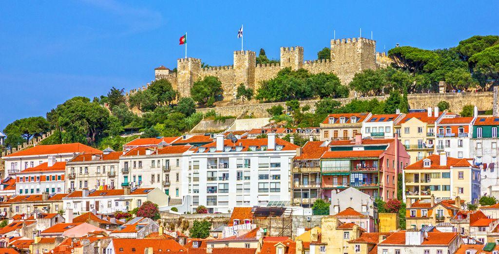 In cosmopolitan Lisbon... - Inspira Santa Marta Hotel 4* Lisbon