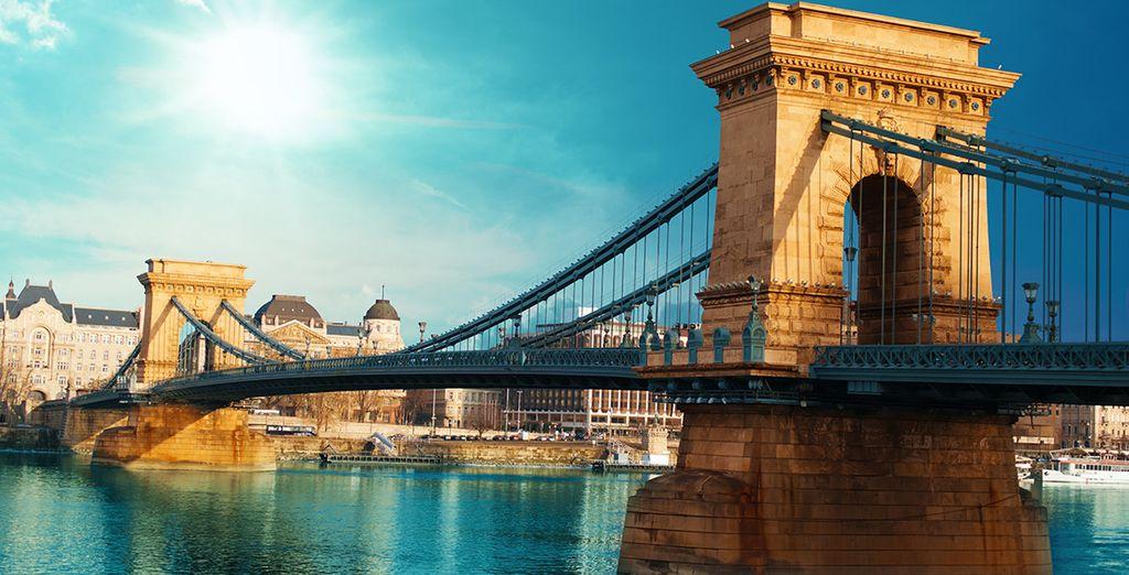 Escape to Budapest - Royal Park Boutique Hotel 4* Budapest
