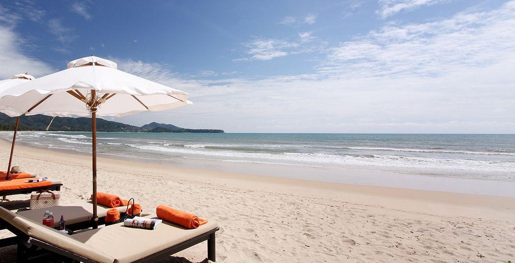 Where beaches are seemingly endless