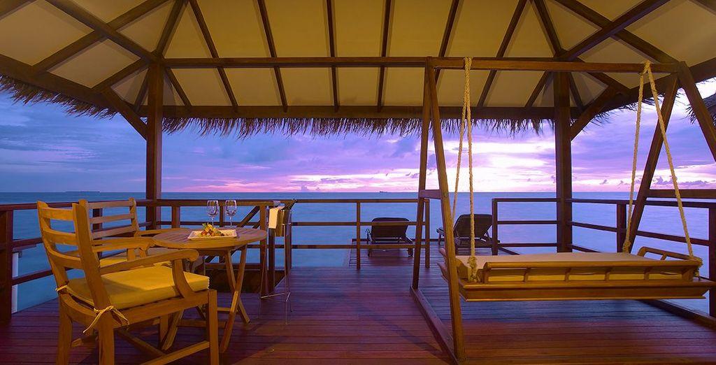 Spectacular views await!