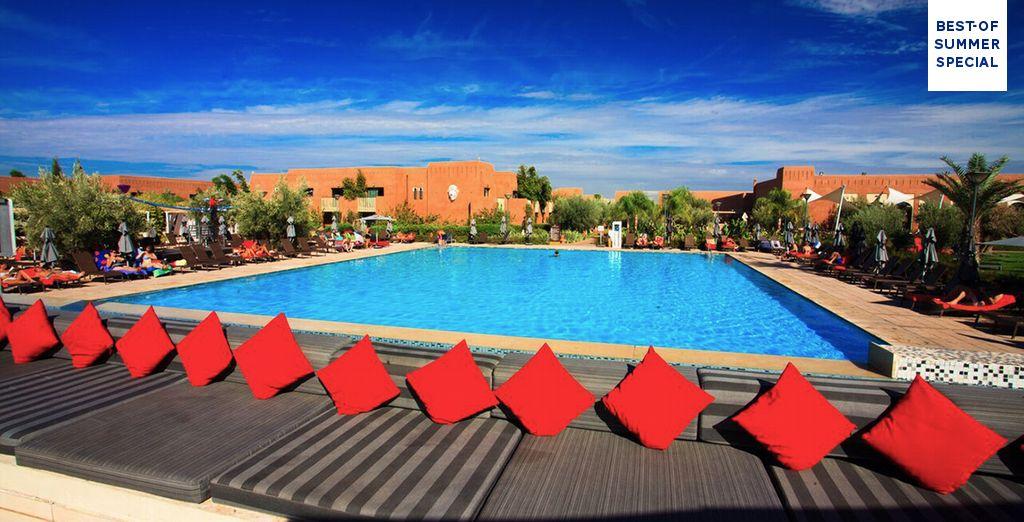 Welcome to Kenzi Club Agdal Medina - Kenzi Club Agdal Medina 5* Marrakech